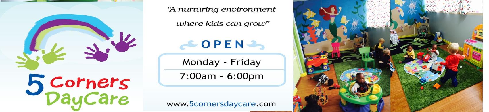 5CornersDaycare.com